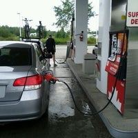 Photo taken at Petro-Canada by Daniel L. on 9/4/2011