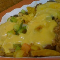 Photo taken at Sabroso Mexican Grill by Kittytong K. on 9/27/2011