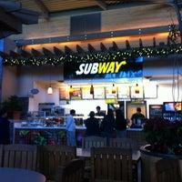 Photo taken at Subway by Eric L. on 11/29/2011