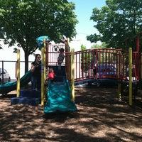 Photo taken at Kiddie Park by Roy P. on 5/12/2012