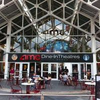 Photo taken at AMC Disney Springs 24 with Dine-in Theatres by Robert H. on 5/21/2011