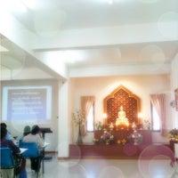 Photo taken at สถาบันพลังจิตตนุภาพ ๙ บ้านบรรณรุจิ by Nicky ร. on 12/2/2011