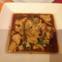 Снимок сделан в Burapa Thai пользователем John Highway W. 5/6/2012