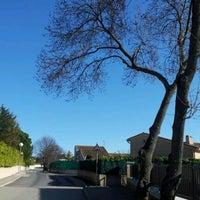 Photo taken at Village de Montferrier by Longboard34 D. on 1/28/2012