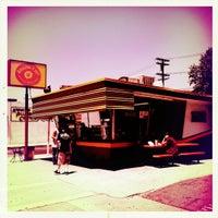 Photo taken at Doughnut Hut by Junkyard S. on 7/10/2011