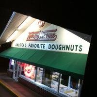 Photo taken at Krispy Kreme Doughnuts by Anat A. on 9/11/2011