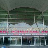 12/3/2011 tarihinde Stf T.ziyaretçi tarafından Erbil Uluslararası Havalimanı (EBL)'de çekilen fotoğraf