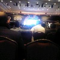 Photo taken at TOBB Global Girişimcilik Forumu by Mustafa H. on 11/17/2011