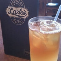 Photo taken at Lazlo's Brewery & Grill - Haymarket by ANDY W. on 7/6/2011