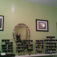 Photo taken at Jade Alexandra Boutique by Jade G. on 10/25/2011