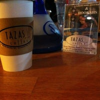 Photo taken at Tazas Coffee by Ray W. on 1/28/2011
