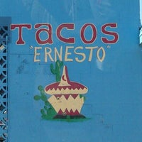 Photo taken at Tacos Ernesto by Process H. on 5/28/2012