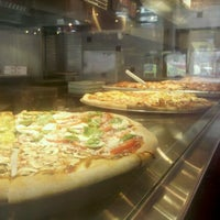 Photo taken at Antonio's Pizza by the Slice by Blake B. on 8/23/2011