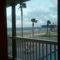 Photo taken at Radisson Hotel Corpus Christi Beach by @MsHoverfly on 8/13/2011