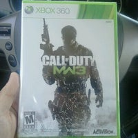 Photo taken at GameStop by Charles M. on 11/8/2011
