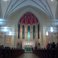Photo taken at S.S. Peter And Paul Catholic Church by Maribeth R. on 9/19/2011