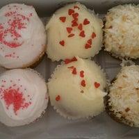 Photo taken at Burgers & Cupcakes by Caroline S. on 4/1/2011