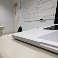 Photo taken at Faculdade CESUSC by Tairon V. on 5/9/2012