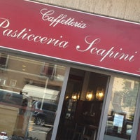 Photo taken at Caffetteria Pasticceria Scapini by didi s. on 7/26/2012