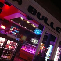 Photo taken at La Bulle by Francois C. on 6/27/2012