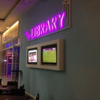 Photo taken at e-Library SS TWO Mall by Leon M. on 4/3/2012