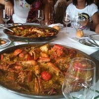 Foto tomada en Restaurante Aspiazu por Gelu A. el 8/14/2011
