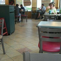 Photo taken at SUBWAY by Michael S. on 8/29/2011
