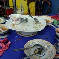 Photo taken at Nasi Goreng Oke by Iskandar S. on 1/14/2012