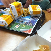 Photo taken at McDonald's by Andy J. on 7/22/2011