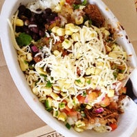 Photo taken at Chipotle Mexican Grill by Jen B. on 5/22/2012