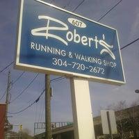 Photo taken at Robert's Running & Walking by John M. on 4/28/2011