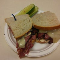 Photo taken at Pomperdale - A New York Deli by Bobby H. on 8/21/2011