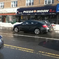 Photo taken at Pizza Nosh by Szf S. on 1/3/2011