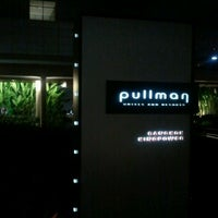 Photo taken at Pullman Bangkok King Power by MRCOOL. .. on 8/20/2011