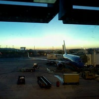 Photo taken at Southwest Airlines Ticket Counter by Curtis H. on 9/1/2011