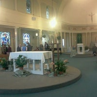 Photo taken at St Teresa of Avila by Mariana A. on 9/4/2011