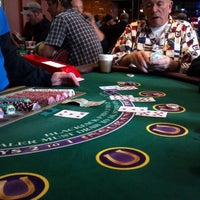 Photo taken at Bronco Billy's Casino by April A. on 10/8/2011