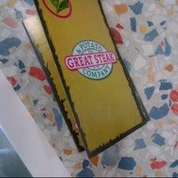 Photo taken at Great Steak & Potato Co. by Abdulrhman H. on 10/29/2011