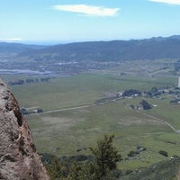 Photo taken at Bishop Peak (The Summit) by Craig F. on 4/15/2012