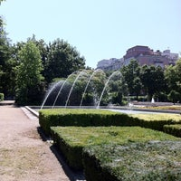 6/22/2011 tarihinde Kristóf K.ziyaretçi tarafından Szent István park'de çekilen fotoğraf
