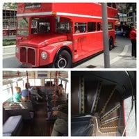 Photo taken at Big Bus Tours - London by Aki A. on 6/26/2012