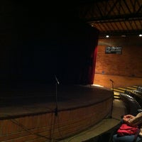 Photo taken at Teatro Aguila Descalza by alexjemo j. on 3/21/2012