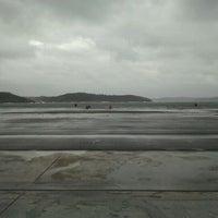 Photo taken at Puerto Exterior de Ferrol by Jose Antonio P. on 12/16/2011