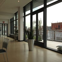 Photo taken at Brooklyn Navy Yard Center at BLDG 92 by Blushing L. on 8/20/2012