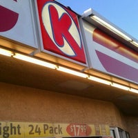 Photo taken at Circle K by Loren C. on 9/26/2011