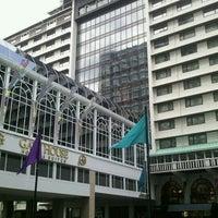 Photo taken at Galt House Hotel by John B. on 7/14/2012