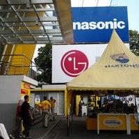 Photo taken at Hartono Elektronika by Nicky K. on 7/22/2012