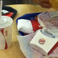 Photo taken at Burger King by divaa mikhaella v. on 4/29/2012