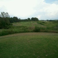 Photo taken at Charlotte Golf Links by Zack D. on 9/6/2012
