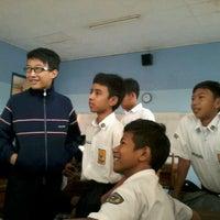 Photo taken at SMPN 43 Bandung by Rudi Hartanto K. on 7/17/2012